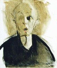 Schjerfbeck self portrait 1944.jpg