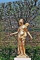 Schloss Schwetzingen - Goldstatue.jpg