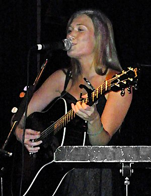 Schuyler Fisk - Schuyler Fisk at the Record Bar in Kansas City, Missouri, in February 2009