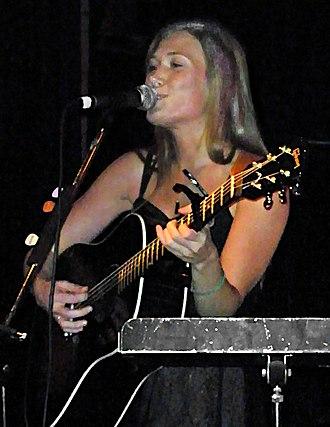 Schuyler Fisk - Schuyler Fisk at the Record Bar in Kansas City, Missouri, in February 2009