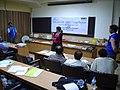 Science Career Ladder Workshop - Indo-US Exchange Programme - Science City - Kolkata 2008-09-17 01437.JPG