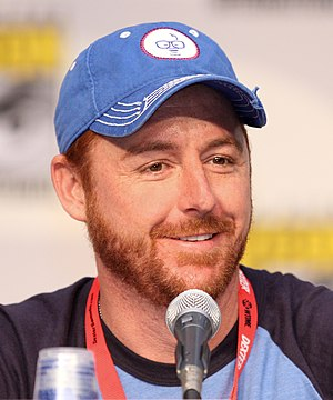Scott Grimes - Grimes at the 2010 Comic-Con International
