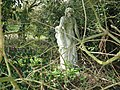 Sculpture in hedgerow at Henfield, West Sussex.jpg