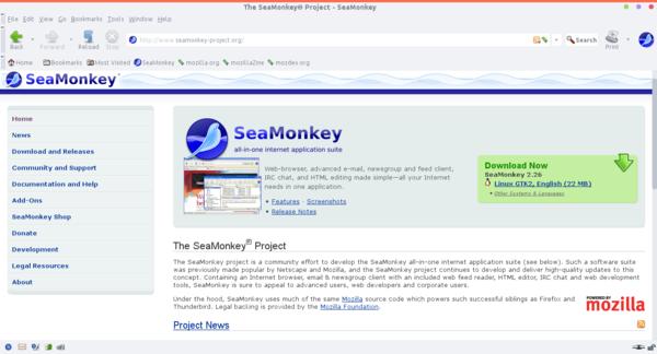 SeaMonkey - Wikiwand