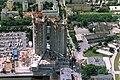 Sea Towers w trakcie budowy, widok z gory, Gdynia.jpg