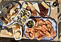 Seafood plater at Gold Coast Queensland, Australia, 2019.jpg
