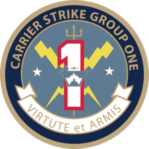 Carrier Strike Group 1 - Carrier Strike Group One emblem