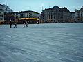 Sechseläutenplatz Zürich - Abendstimmung - 2014-01-25 - Bild 2.JPG