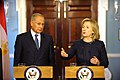 Secretary Clinton Holds a Bilateral Meeting With Egyptian Foreign Minister Gheit (5176776095).jpg