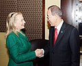 Secretary Clinton Shakes Hands With UN Secretary-General Ban Ki-moon (8205079053).jpg