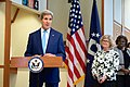 Secretary Kerry Addresses a Group of Yemeni-Americans at the U.S. Embassy in Djibouti (17393670675).jpg
