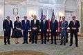 Secretary Pompeo Participates in a U.S.-Poland Enhanced Defense Cooperation Agreement Signing Ceremony with Polish President Andrzej Duda and Polish National Defence Minister Mariusz Błaszczak (50230446377).jpg
