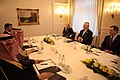 Secretary Tillerson meets with Foreign Minister of Saudi-Arabia Adel al-Jubeir for bilateral talks. (32087175444).jpg