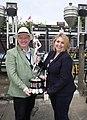 Secretary of State Karen Bradley MP attended the annual Isle of Man TT races (48060298123).jpg