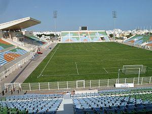 2013 AFC U-22 Championship - Image: Seeb stadium