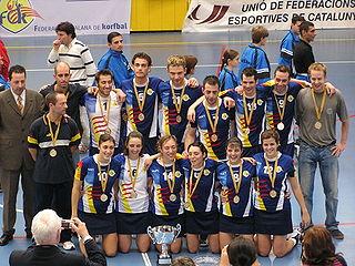 Catalonia national korfball team