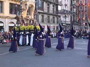 Semana Santa en Bilbao 1