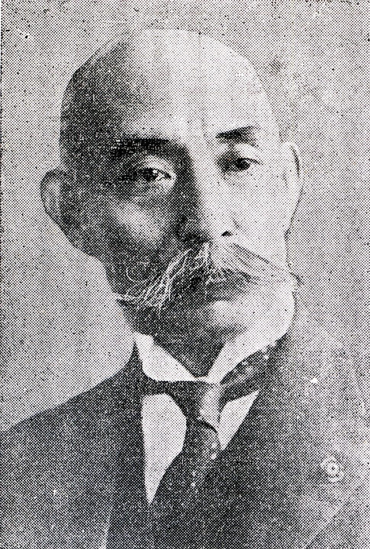 Senjuro Hayashi suit