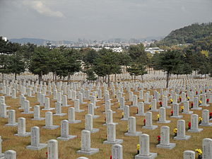Dongjak District - Seoul National Cemetery
