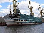 Sergey Abramov in North River Port 18-jul-2012.JPG