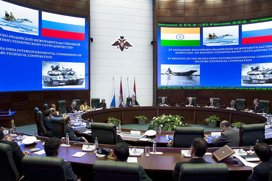 india russia defence relationship