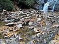 Setrock Creek Falls Black Mountain Campground Pisgah Nat Forest NC 4399 (24096611588).jpg
