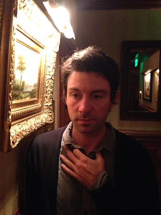 Shane Carruth - Carruth at South by Southwest 2013.