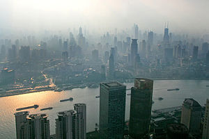 Puxi - Image: Shanghai Puxi in the Morning