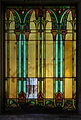 Shaw (David) Mausoleum, Homewood Cemetery, 2015-10-08, 03.jpg