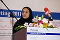 Sheikha Lubna Bint Khalid Al Qasimi, Minister of Foreign Trade, UAE - 'the Arab world is in the cusp of positive and enduring change' - 2011 Horasis Global Arab Business Meeting - Flickr - Horasis.jpg