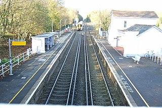 Shepherds Well railway station