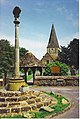 Shere - War Memorial, Lych Gate and Church. - geograph.org.uk - 116343.jpg