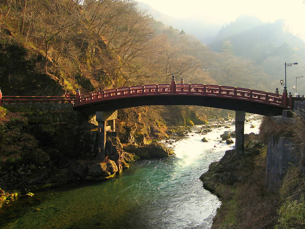 Shinkyo (Nikko, Tochigi, Japan)