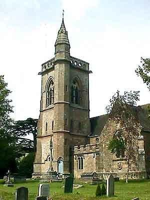 Shipton Moyne - Shipton Moyne Church
