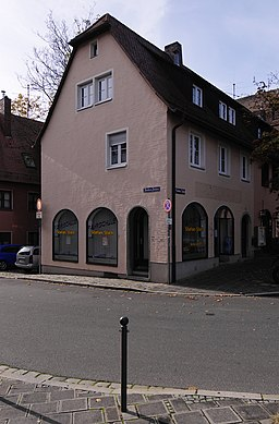 Sieben Zeilen Nürnberg IMGP2080 smial wp