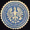 Siegelmarke Eisenbahn Direktions Bezirk Berlin - Königliche Eisenbahn Betriebs - Amt Stettin - Stralsund W0229471.jpg