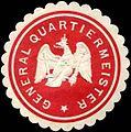 Siegelmarke General Quartiermeister W0285515.jpg