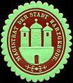 Siegelmarke Magistrat der Stadt Harzgerode W0211626.jpg