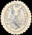 Siegelmarke Magistrat zu Bockenem W0293225.jpg