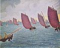 Signac - Regatta vor Concarneau - 1891.jpeg