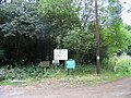 Signs and rubbish, Curtis Mill Green, Essex - geograph.org.uk - 32593.jpg