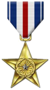 Image illustrative de l'article Silver Star (médaille)