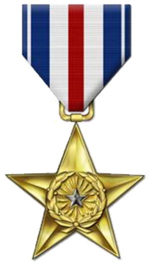 Silver Star - Image: Silver Star medal