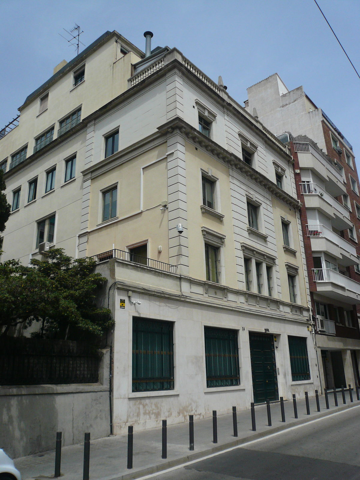 synagogue of barcelona wikipedia
