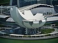 Singapore ArtScience Museum viewed from The Stamford.jpg