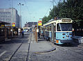 Sint Pieter station tram 21 in 1986.jpg