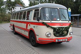 Karosa - Škoda 706 RTO