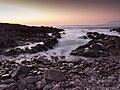 Slow Wave And Wet Stones 1 (239950697).jpeg