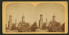 Smithsonian Institute, Washington, D.C, by Bell, C. M. (Charles Milton), ca. 1849-1893.jpg