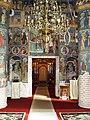 Snagov monastery interior.JPG